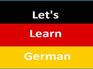 ترجمه زبان آلمانی