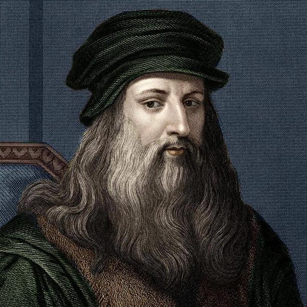 نقاش معروف لئوناردو داوینچی