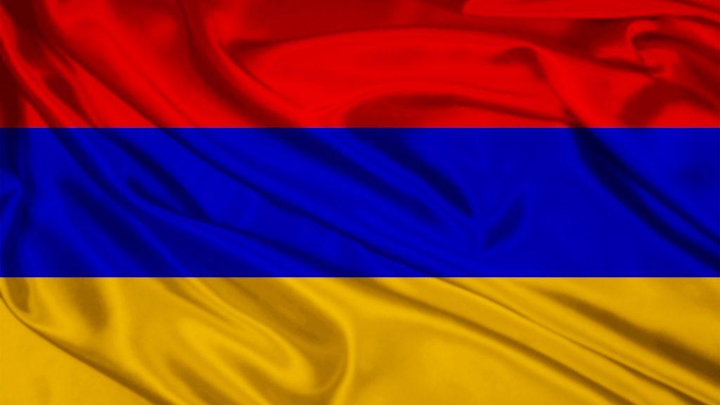 پرجم ارمنستان