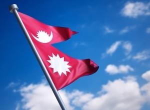 پرچم کشور نپال