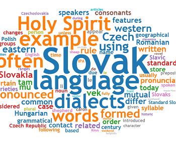 آموزش ترجمه زبان اسلواکی