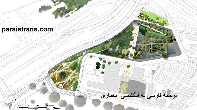 ترجمه فارسی به انگلیسی معماری