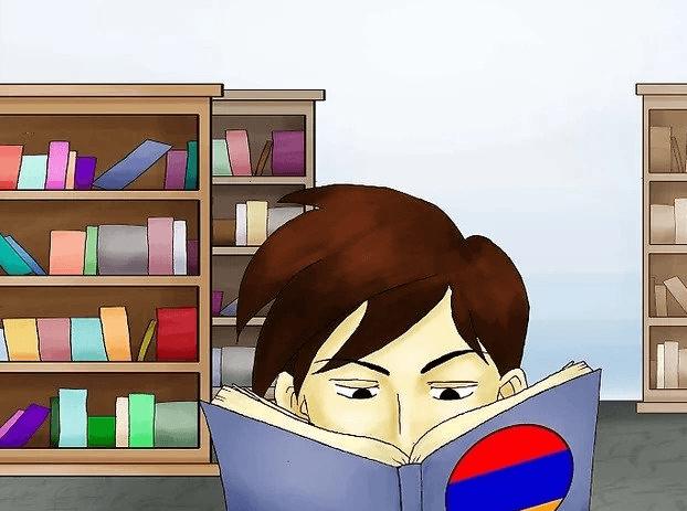آموزش زبان ارمنی بخش 4