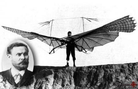 اتو-لیلینتال و تاریخچه پرواز