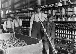 انقلاب صنعتی در صنعت پارچه