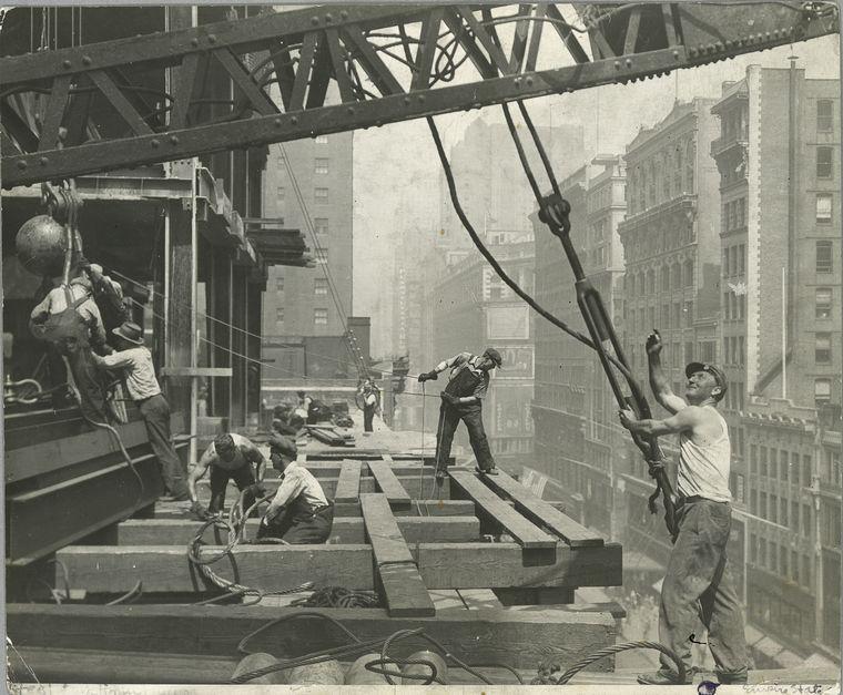 تاریخچه ایمنی صنعتی