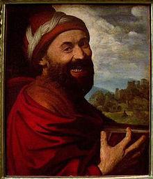 دموکریتوس (متولد 460 پیش از میلاد - درگذشت 370 ساله)، فیلسوف یونان باستان، یک شخصیت مرکزی در توسعه اتمیسم فلسفی و نظریه اتمی جهان است.