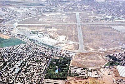 قدیمی ترین فرودگاه ایران در زمان شاه