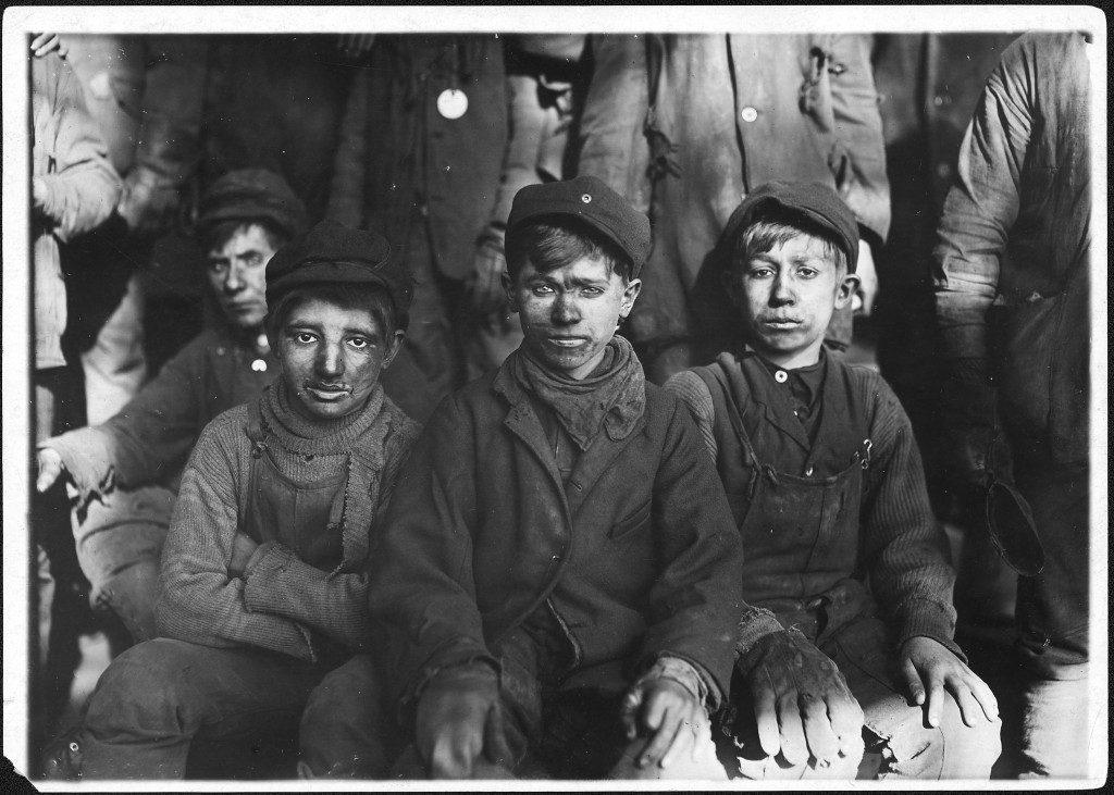 کودکان کار در معادن