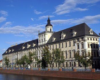 دانشگاه Uniwersytet Wroclawski