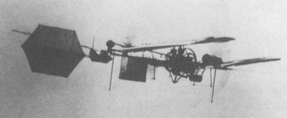Model of Langley Aerodrome