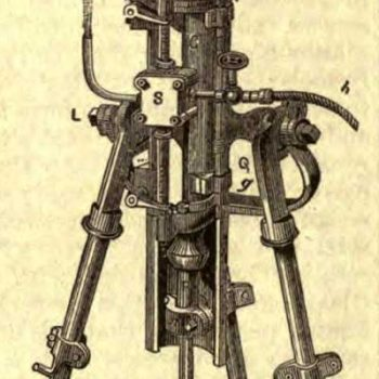 اختراع ابزار حفاری