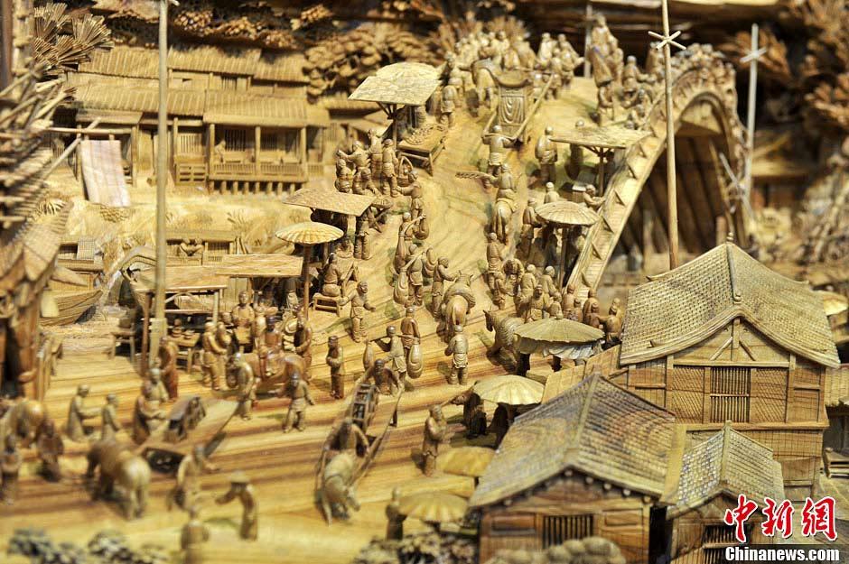 wood history world