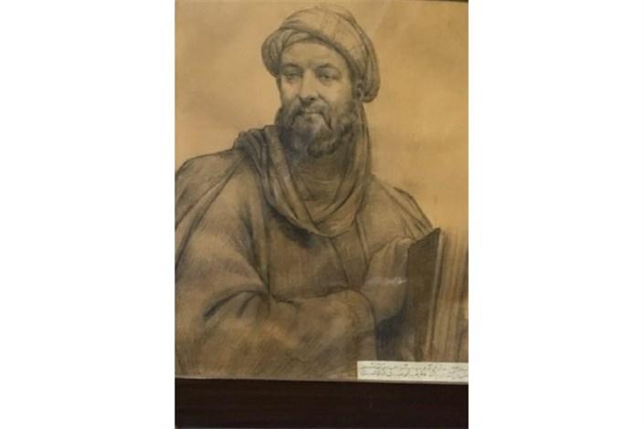 ابوعلی سینا اصلیترین و نزدیکترین تصویر از چهره ابوعلی سینا با طرحی از استاد «ابوالحسن صدیقی»در موزه ابن سینای همدان در معرض نمایش است.