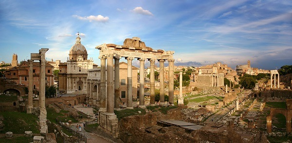 History of Banking in Rome
