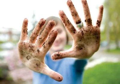 میکروارگانیسم ها روی دستان شما