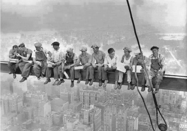 کارگران امریکایی در سال 1932