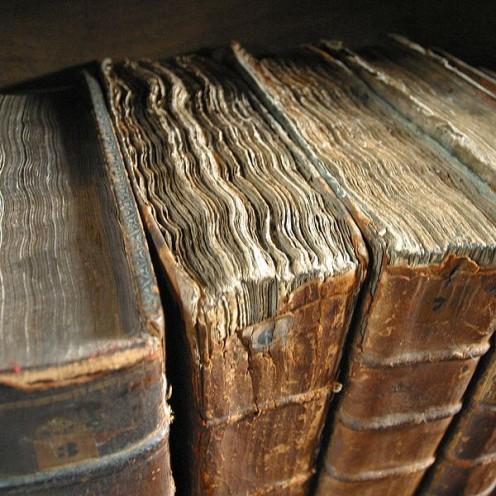 کتاب تاریخی به عنوان منابع اولیه هستند زیرا مورخان منابع ثانویه و اولیه را مطالعه می کنند