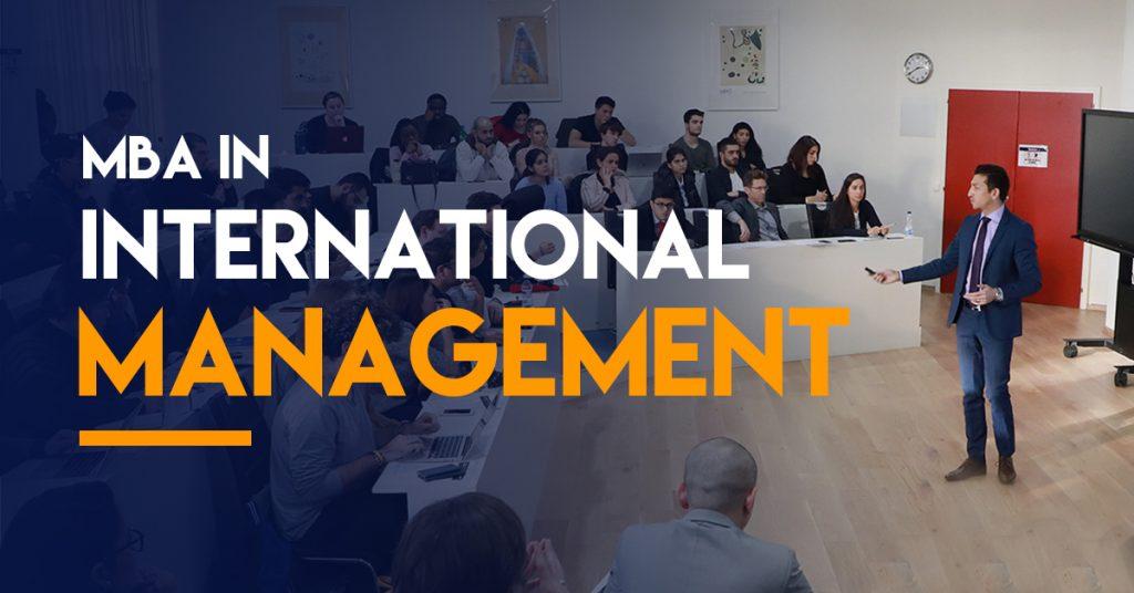 mba-International-Management
