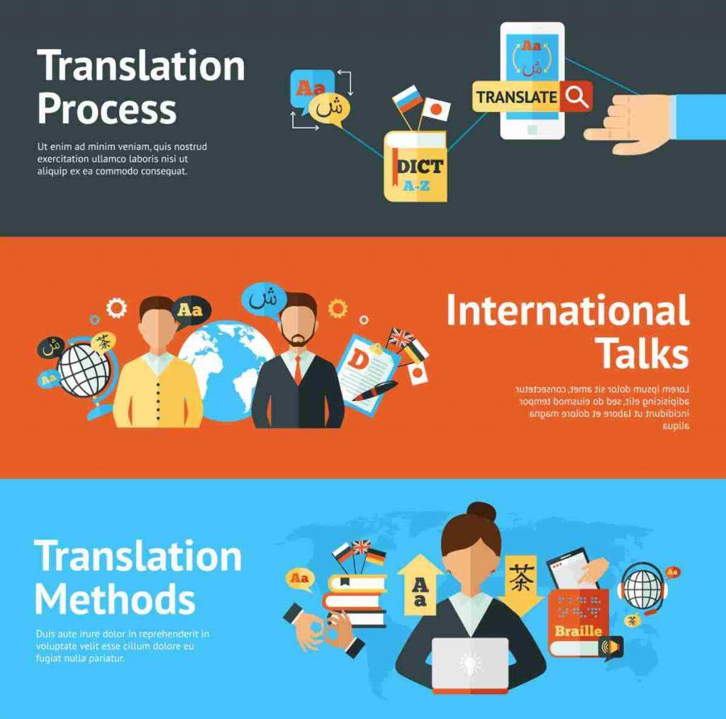 مراحل تبدیل شدن به مترجم حرفه ای