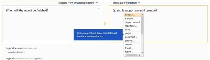 DeepLTranslator-Sample