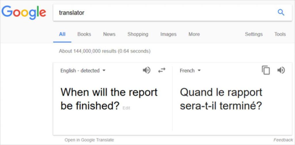 GoogleSearchTranslate-Sample