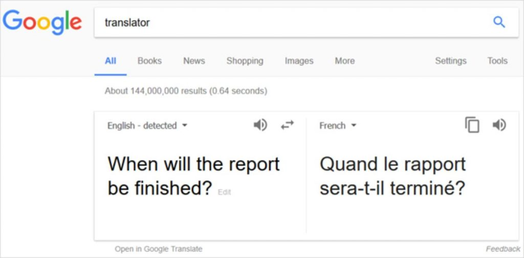 GoogleSearchTranslate-Sample