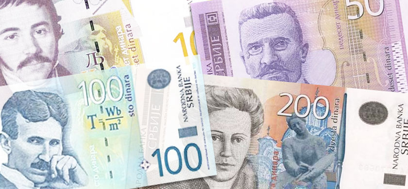 serbian-dinar