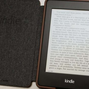 کتاب الکترونیکی یا کتاب E-book