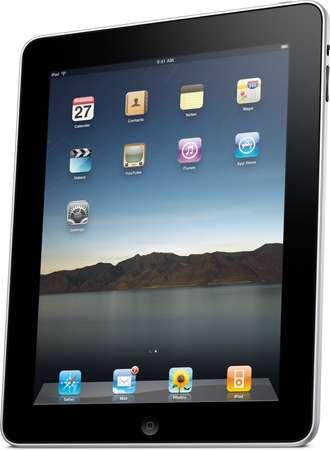 iPad-2010 for E-book