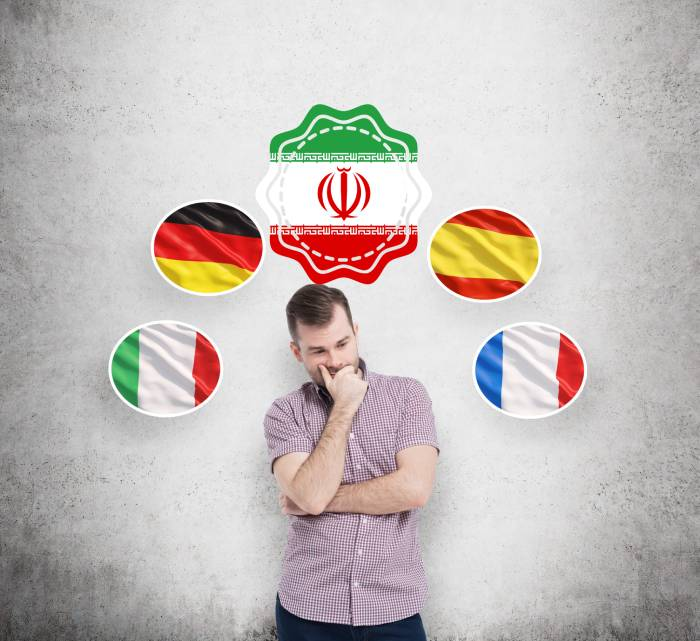 پیدا کردن مترجم زبان