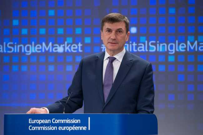 Ansip Vice-President of the European Commission in charge of the Digital Single Market
