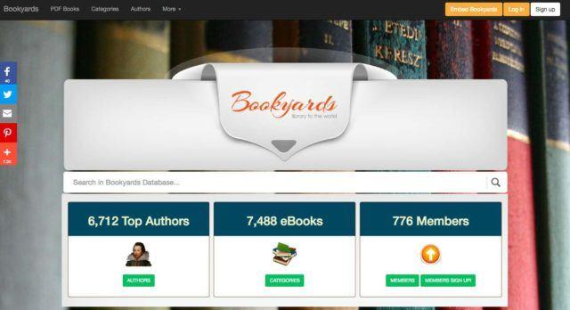 دانلود کتاب رایگان از Bookyards