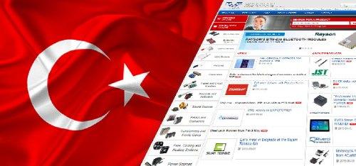 localization Turkish Website