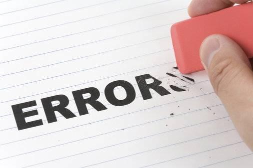 رفع خطا و اشتباهات در ترجمه