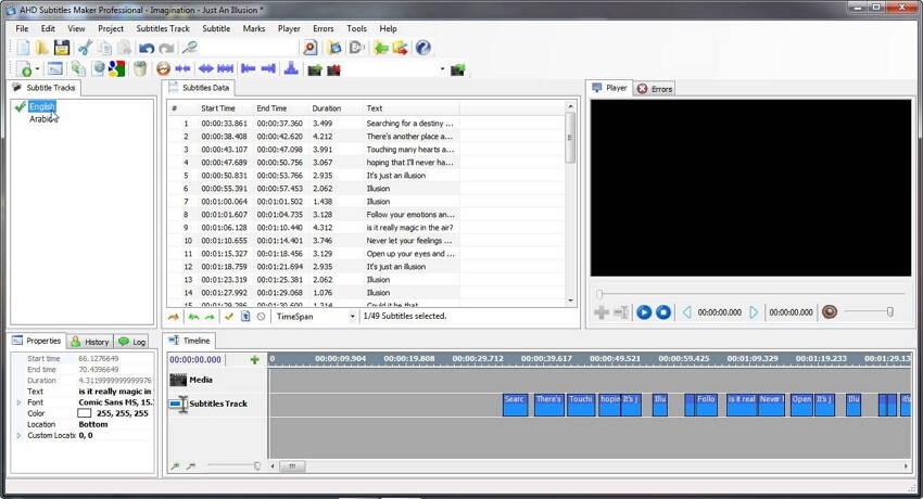 ahd-subtitles-maker